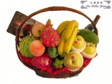 Mid-Autumn Festival Hamper is a basket with fruits. Mid Autumn Festival is a time to give your valuable customer a gift, to express your concern among friends and relatives. Gift basket or hamper normally includes moon cake, seasonal fruit, wines, etc if you like. For some special receiver, you can upgrade to use the fruit from Japan also. The main purpose is making all receivers to have a special day full of joy when they get your gifts and feel your heart.